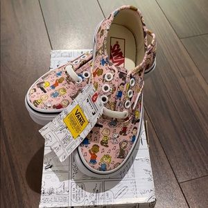 Kids Vans Peanuts limited collection